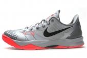 630916-003 Nike Zoom Kobe Venomenon 4 XDR 科比毒液4代银红