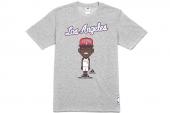 M62790 adidas Geek UP 2013 NBA快船队保罗卡通图案T恤