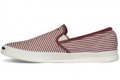 142661 Converse Jack Purcell 玳瑁开口笑系列中性硫化鞋