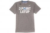 611294-063 Nike杜兰特深灰色男子短袖T恤