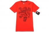 646675-891 Nike AS Dutch Core Plus Tee 荷兰队橙色世界杯短袖T恤