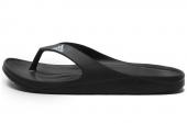 Q22016 adidas Duramo Thong 黑色男子拖鞋