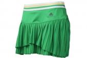 G78559 adidas W Asmcb Skort 绿色女子网球短袖
