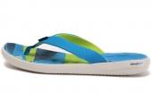 D66600 adidas Climacool Boat Flip 清风系列太阳能蓝男子拖鞋