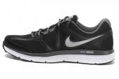 642821-001 Nike Dual Fusion Lite 2 Msl 黑色男子跑步鞋