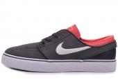 333824-024 Nike SB Zoom Stefan Janoski 黑红色男子休闲板鞋