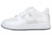 614491-100 Nike Lunar Force1 空军一号白色男子休闲板鞋