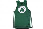 G78338 adidas Smrrn Rev Tank 凯尔特人队绿色男子篮球背心