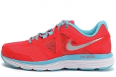 642826-600 Nike Dual Fusion Lite 2 Msl 红色女子跑步鞋