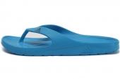 D66437 adidas Duramo THong 蓝色中性拖鞋
