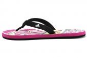 M22176 adidas Chilwa 2 W 黑红色女子拖鞋