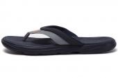 D66062 adidas Raggmo 2 学院藏青蓝男子拖鞋