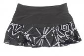 598335-016 Nike黑色女子网球裙