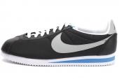 532487-002 Nike Classic Cortez Nylon 尼龙版黑色男子阿甘鞋