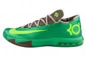 599424-301 Nike KD VI 杜兰特6代KD6竹子配色限量版