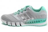 M17521 adidas CC Revolution W 清风系列灰色女子跑步鞋
