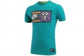 611349-383 Nike  AS Kobe Jock Tag Teet 科比绿色男子短袖T恤