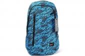 BA4576-400 Nike蓝色女子印花背包