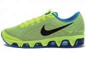 621225-701 Nike Air Max Tailwind 6 黄蓝色男子篮球鞋