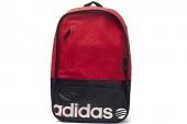 S11142 adidas N Gca Logo BP 红黑色中性背包