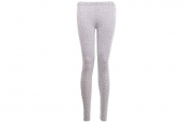 M32565 adidas Pttrn Leg 灰色女子印花图案打底裤