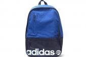 S11140 adidas N Gca Logo BP 蓝色中性背包