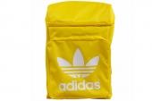 M30493 adidas BP Classic 三叶草黄色中性背包