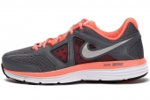 642826-007 Nike Dual Fusion Lite 2 Msl 灰橙色女子跑步鞋