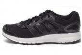 M18349 adidas Duramo 6 M 黑色男子跑步鞋