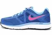 642826-401 Nike Dual Fusion Lite 2 Msl 深蓝色女子跑步鞋