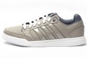 M18984 adidas Bian 3 灰棕色男子网球鞋