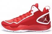 645064-600 Jordan Super.fly 2 PO X 体育红色男子篮球鞋