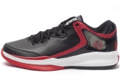 D73904 adidas D Rose Englewood E 罗斯系列黑白色男子篮球鞋