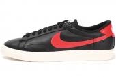 377812-025 Nike Tennis Classic AC ND 黑红色男子休闲板鞋