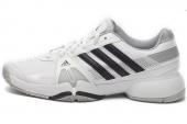M19749 adidas Barricade Team 3 白色男子网球鞋