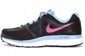 642826-006 Nike Dual Fusion Lite 2 Msl 黑蓝色女子跑步鞋