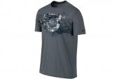 618903-065 Nike杜兰特灰色男子短袖T恤
