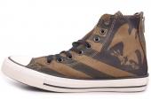 145506 Converse Chuck Taylor All Star 美式图腾系列中性帆布鞋
