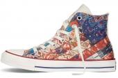 544836 Converse Chuck Taylor All Star 美式图腾系列女款高帮帆布鞋