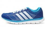 M18413 adidas Breeze 202 2 M 蓝色男子跑步鞋