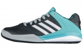 C76128 adidas D Rose Englewood TD 罗斯系列黑灰色男子篮球鞋