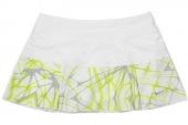 598335-100 Nike白色女子运动短裙