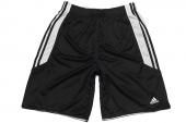 S04413 adidas Baller Rev Shor 黑色男子篮球短裤