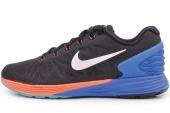 654434-004 Nike WMNS Lunarglide 6 黑橙色女子跑步鞋