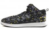 C75383 adidas X-hale 2014 Mid 黑色男子篮球鞋