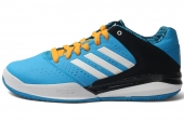C76127 adidas D Rose Englewood TD 罗斯系列蓝色男子篮球鞋