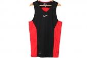 618322-011 Nike黑红色男子运动背心