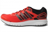 M18344 adidas Duramo 6 M 红色男子跑步鞋
