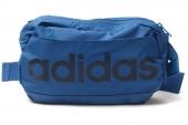 M67773 adidas 蓝色中性腰包