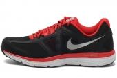 642821-006 Nike Dual Fusion Lite 2 Msl 黑红色男子跑步鞋